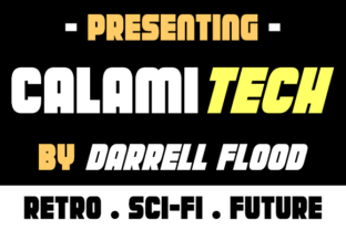 Print on Demand: Calamitech Display Font By Dadiomouse