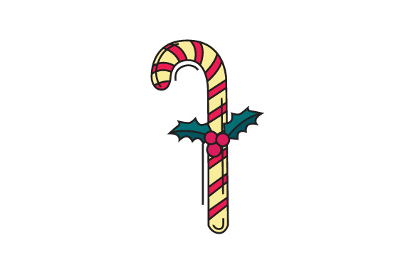 Download Free Candy Cane Archivos De Corte Svg Por Creative Fabrica Crafts for Cricut Explore, Silhouette and other cutting machines.