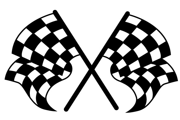 Download Free Checkered Flags Svg Cut File By Creative Fabrica Crafts for Cricut Explore, Silhouette and other cutting machines.