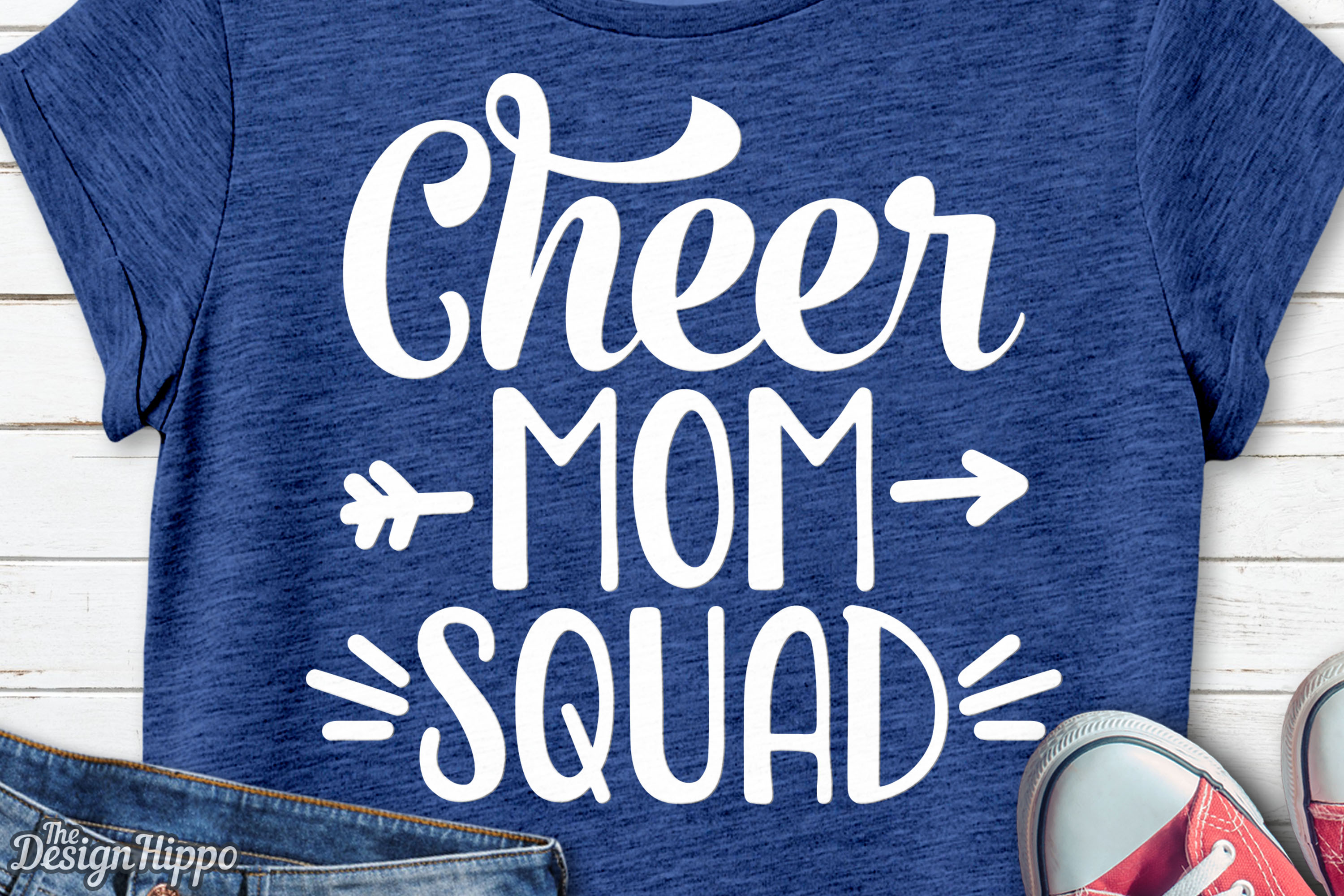beff95ff7 ... cute cheerleading t shirts redbubble; cheer mom squad svg graphic by  thedesignhippo creative fabrica ...