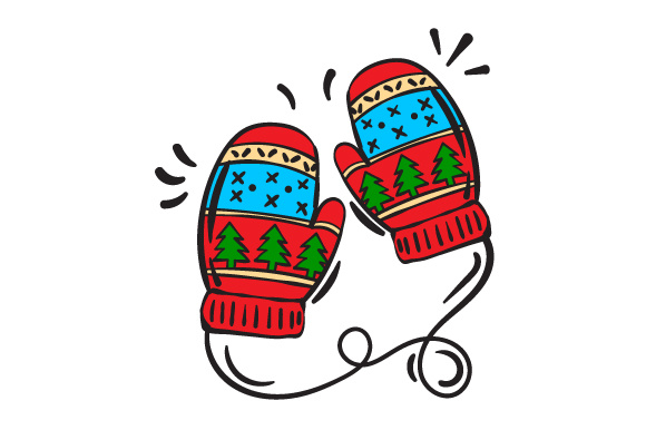 Download Free Christmas Mittens Svg Cut File By Creative Fabrica Crafts for Cricut Explore, Silhouette and other cutting machines.