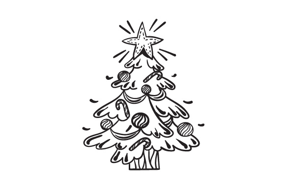Download Free Christmas Tree Svg Cut File By Creative Fabrica Crafts for Cricut Explore, Silhouette and other cutting machines.