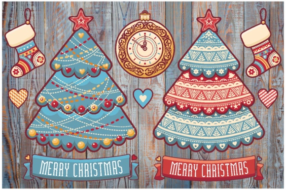 Download Free 85 Christmas Decorations Graphic By Zoyali Creative Fabrica for Cricut Explore, Silhouette and other cutting machines.