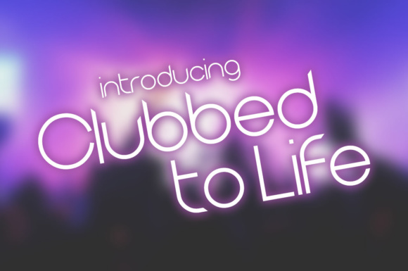 Print on Demand: Clubbed to Life Display Font By Chequered Ink