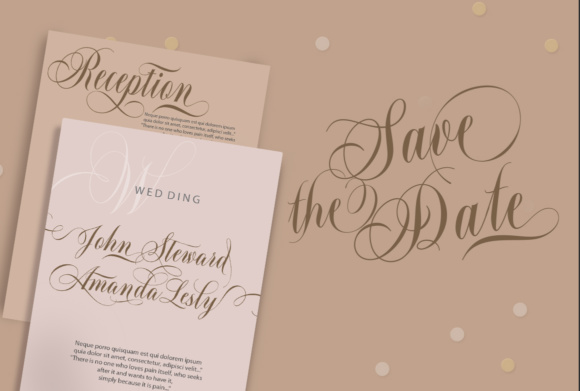 Download Free Daughter Script Font By Joelmaker Creative Fabrica for Cricut Explore, Silhouette and other cutting machines.