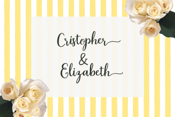 Daylily Script Font By Posts Type Image 6