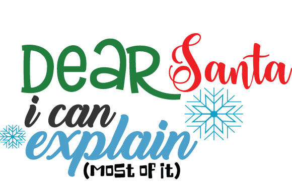 Download Free Dear Santa Svg Graphic By Goran Stojanovic Creative Fabrica for Cricut Explore, Silhouette and other cutting machines.