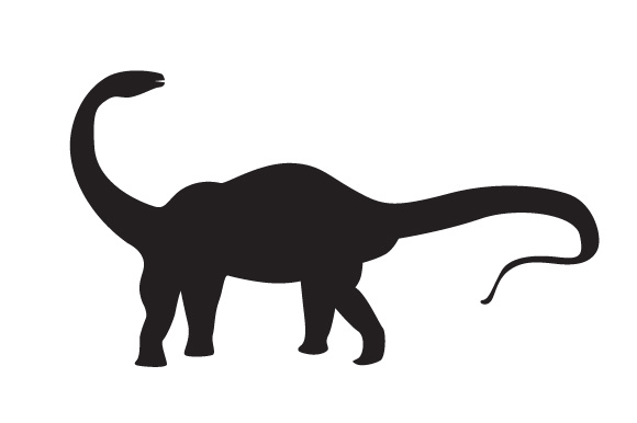Download Free Dinosaur Silhouette Dicraeosaurus Svg Cut File By Creative for Cricut Explore, Silhouette and other cutting machines.