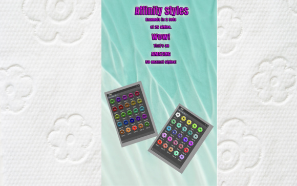 Enamels Styles for Affinity Photo & Affininty Designers Graphic By Angela H. Evans Image 1