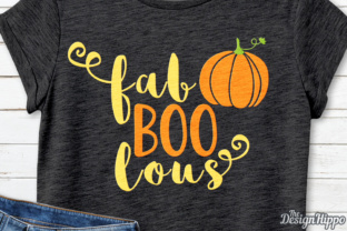 Fab Boo Lous SVG Graphic By thedesignhippo