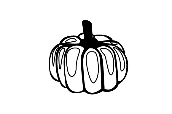 Download Free Fall Pumpkin Svg Cut File By Creative Fabrica Crafts Creative for Cricut Explore, Silhouette and other cutting machines.