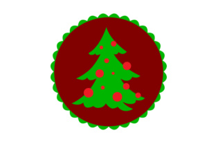 Floating Christmas Ornament Christmas Tree Svg Cut Files Download Svg Paisley Design Free
