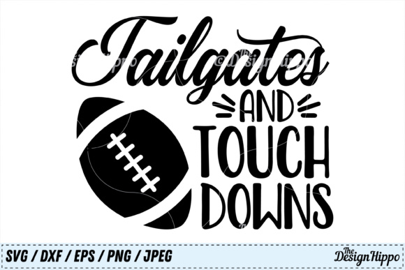 Football SVG Bundle Graphic By thedesignhippo Image 10