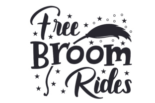Free Broom Rides Craft Design By Creative Fabrica Crafts