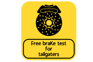 Free Brake Test for Tailgaters Craft Design By Creative Fabrica Crafts