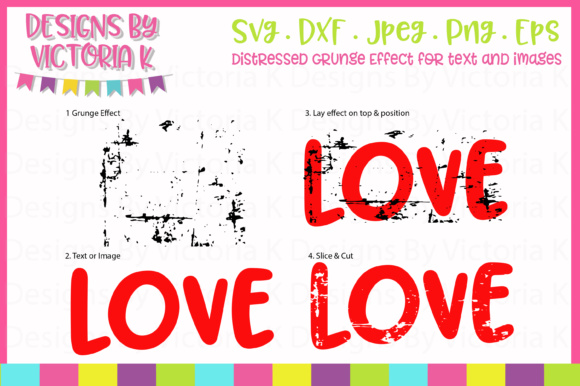 Grunge Effect - SVG Graphic By Designs By Victoria K Image 2