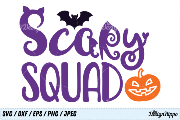 Halloween SVG Bundle Graphic By thedesignhippo Image 14