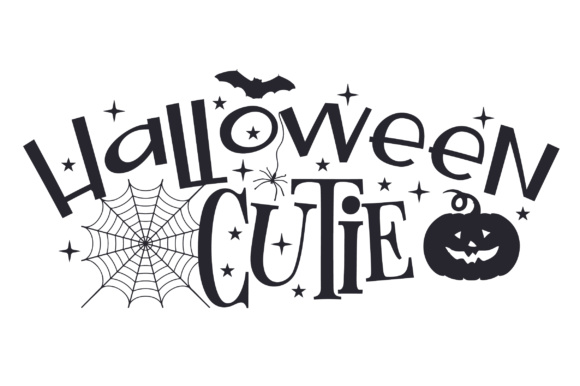 Halloween Cutie Craft Design By Creative Fabrica Crafts