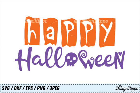 Halloween Bundle Graphic Crafts By thedesignhippo - Image 13