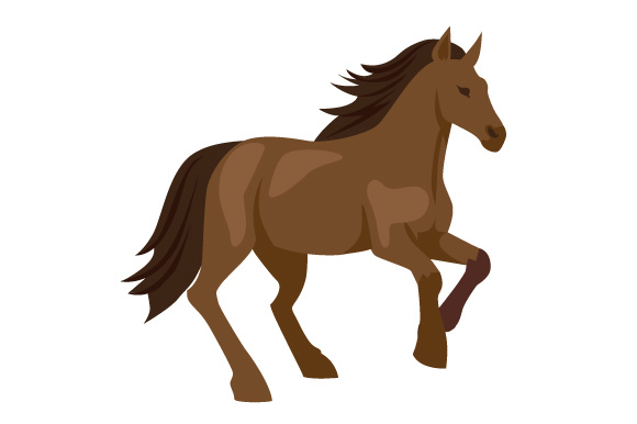 Download Free Running Horse Svg Cut File By Creative Fabrica Crafts Creative for Cricut Explore, Silhouette and other cutting machines.