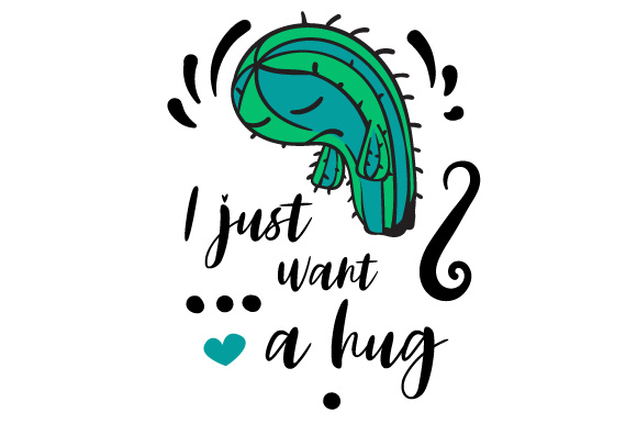 Download Free I Just Want A Hug Svg Cut File By Creative Fabrica Crafts for Cricut Explore, Silhouette and other cutting machines.