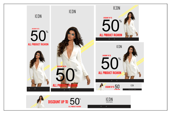 Icon Brand Fashion Ads Graphic By Brotherstype