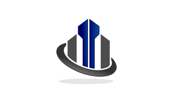 Innovative Building Construction Logo Graphic By 2qnah
