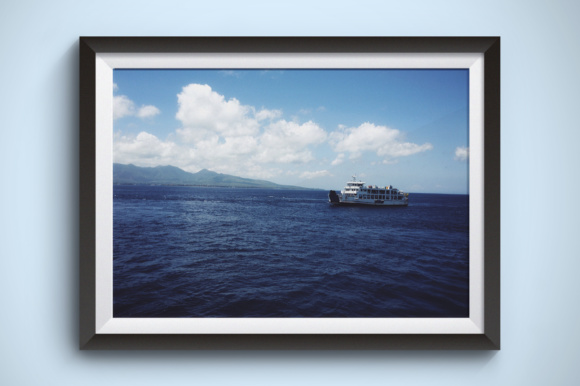 Little Titanic at Lombok Graphic Transportation By Kerupukart Production