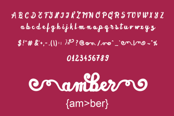 Print on Demand: Lovely Day Script & Handwritten Font By Lickable Pixels - Image 4