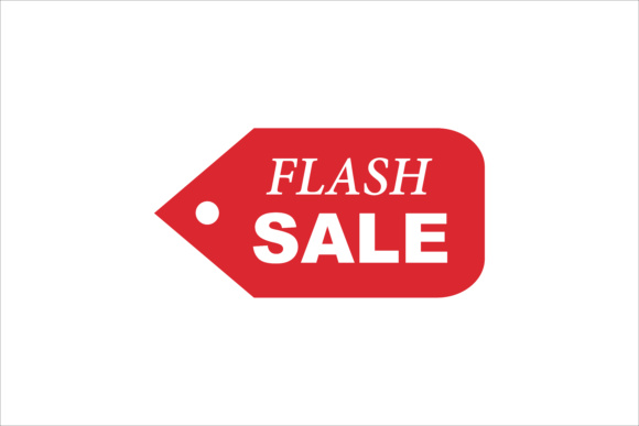 Print on Demand: Official Price Flash Sale Icon Graphic Icons By LeisureProjects