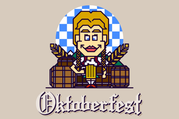 Oktoberfest Illustration Graphic By KitCreativeStudio