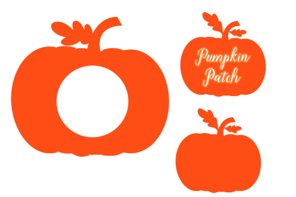 Download Free Pumpkin Patch Monogram Svg Cut File Graphic By Bluestar for Cricut Explore, Silhouette and other cutting machines.