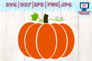 Download Free Pumpkin Halloween Graphic By Digitalistdesigns Creative Fabrica for Cricut Explore, Silhouette and other cutting machines.