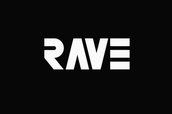 Print on Demand: Rave Sans Serif Font By priaadmaja
