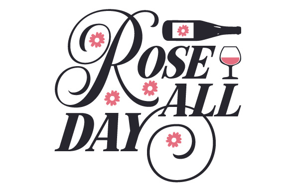 Download Free Rose All Day Svg Cut File By Creative Fabrica Crafts Creative for Cricut Explore, Silhouette and other cutting machines.