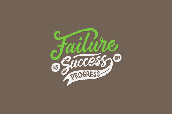 Download Free Hand Lettering Quotes About Success Grafico Por Weape Design for Cricut Explore, Silhouette and other cutting machines.