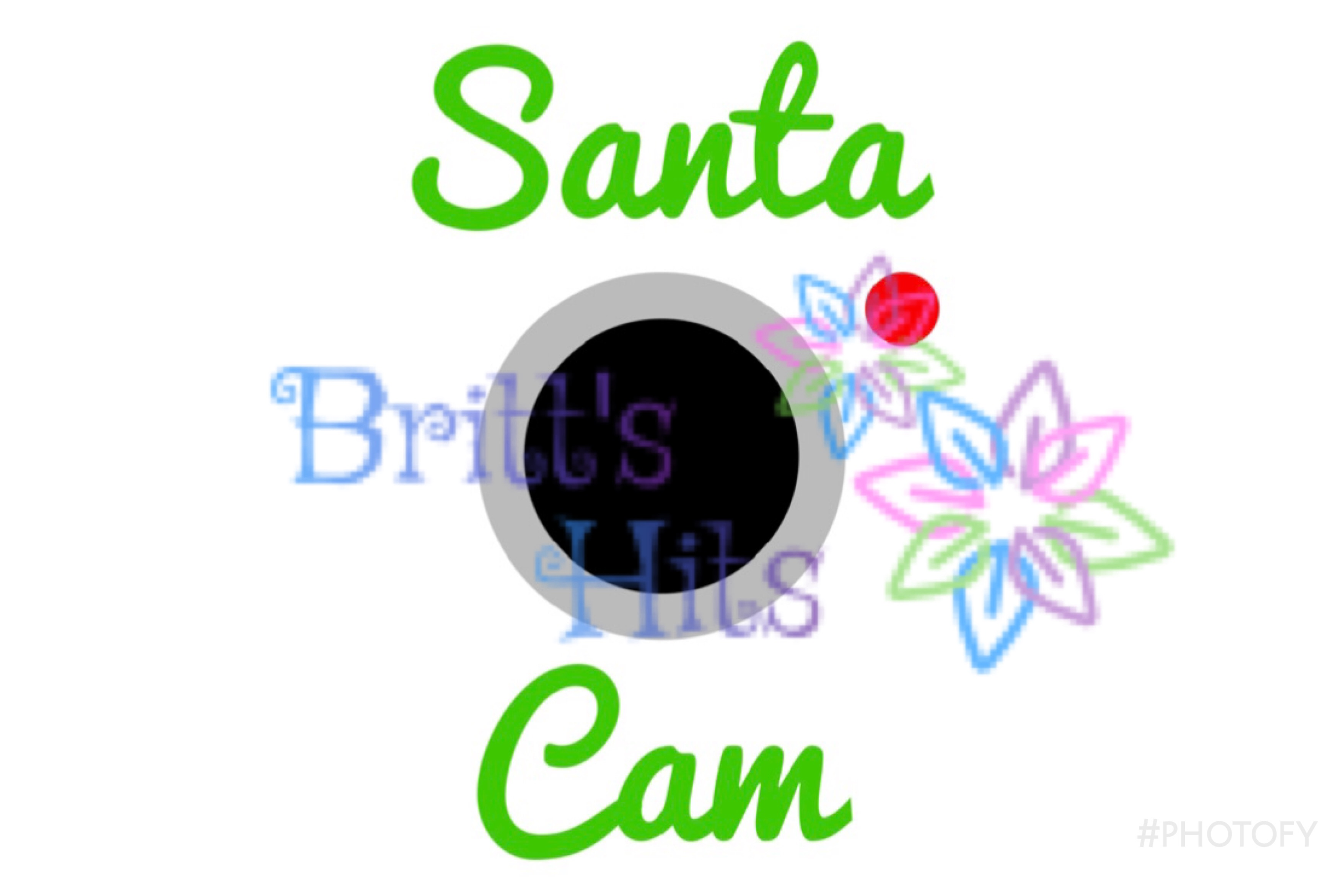 Download Free Santa Cam Christmas Winter Santa Holiday Graphic By Britt S for Cricut Explore, Silhouette and other cutting machines.
