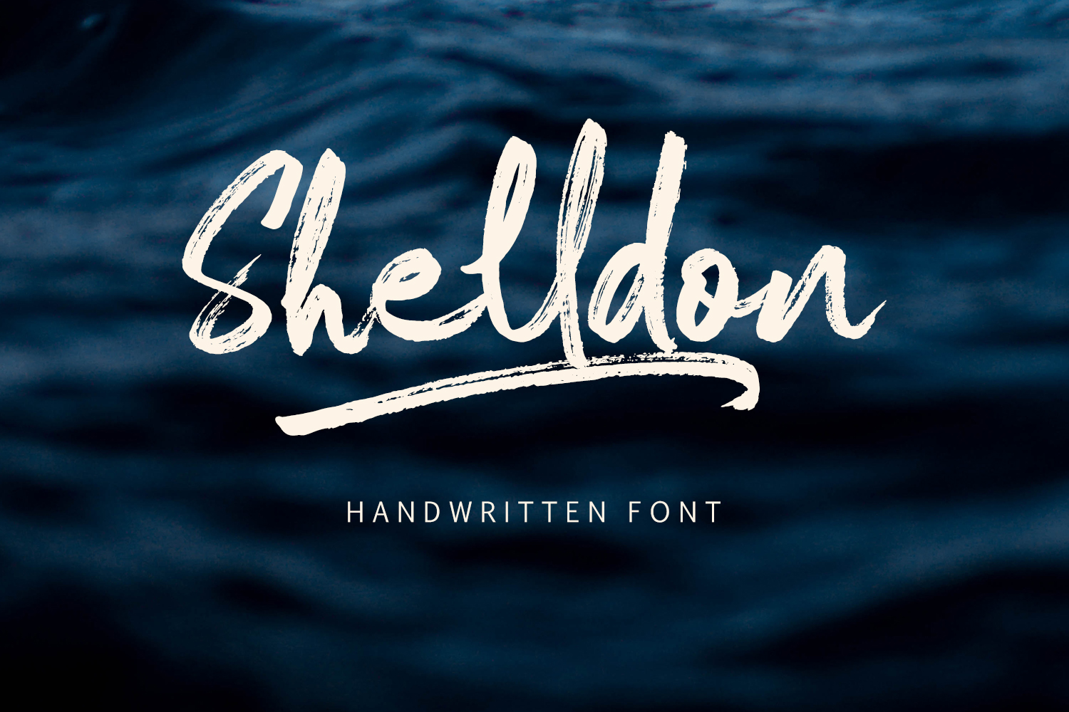 Download Free Shelldon Font By Azcreative Studio Creative Fabrica for Cricut Explore, Silhouette and other cutting machines.
