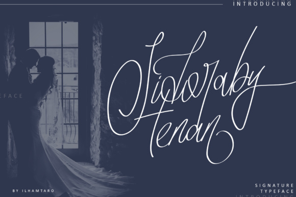 Print on Demand: Sidoraby Script & Handwritten Font By ilhamtaro