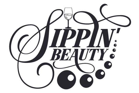Download Free Sippin Beauty Svg Cut File By Creative Fabrica Crafts for Cricut Explore, Silhouette and other cutting machines.