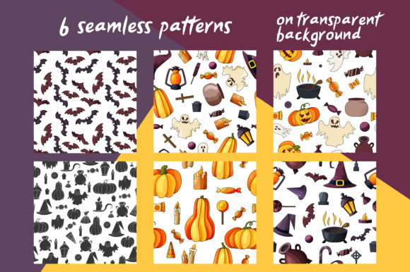 Spooky Halloween Clipart Graphic Illustrations By tregubova.jul - Image 10