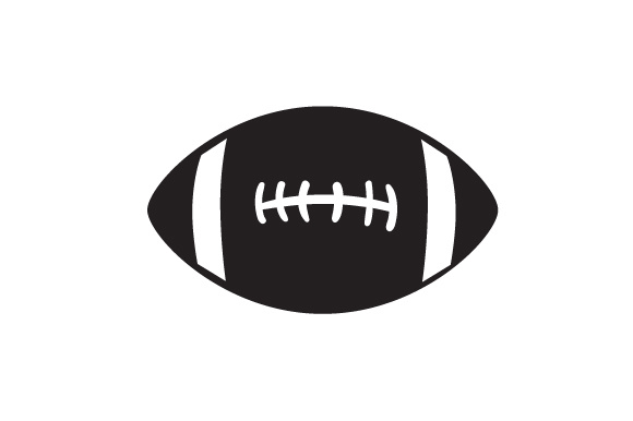 Download Free Sport Object American Football Svg Cut File By Creative Fabrica for Cricut Explore, Silhouette and other cutting machines.