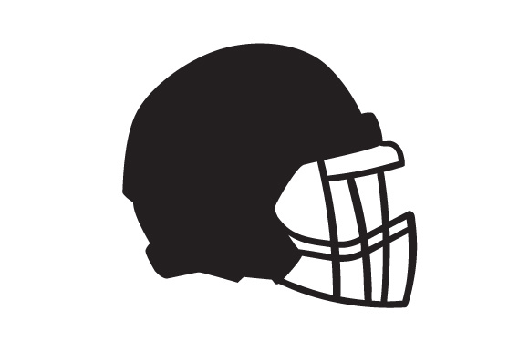 Download Free Sport Object American Football Helmet Svg Cut File By Creative for Cricut Explore, Silhouette and other cutting machines.