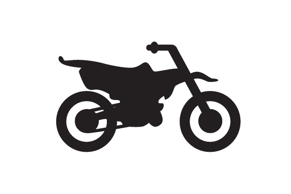 Download Free Sport Object Dirt Bike Svg Cut File By Creative Fabrica Crafts for Cricut Explore, Silhouette and other cutting machines.