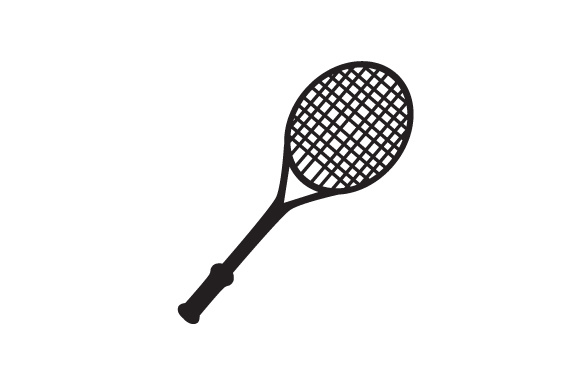 Download Free Sport Object Shuttle Racket Svg Cut File By Creative Fabrica for Cricut Explore, Silhouette and other cutting machines.