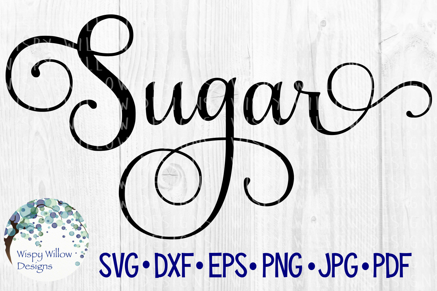 Download Free Sugar Label Graphic By Wispywillowdesigns Creative Fabrica SVG Cut Files