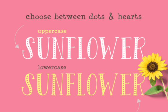 Download Free Sunshine Font By Salt Pepper Designs Creative Fabrica for Cricut Explore, Silhouette and other cutting machines.