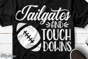 Download Free Tailgates And Touchdowns Svg Graphic By Thedesignhippo for Cricut Explore, Silhouette and other cutting machines.