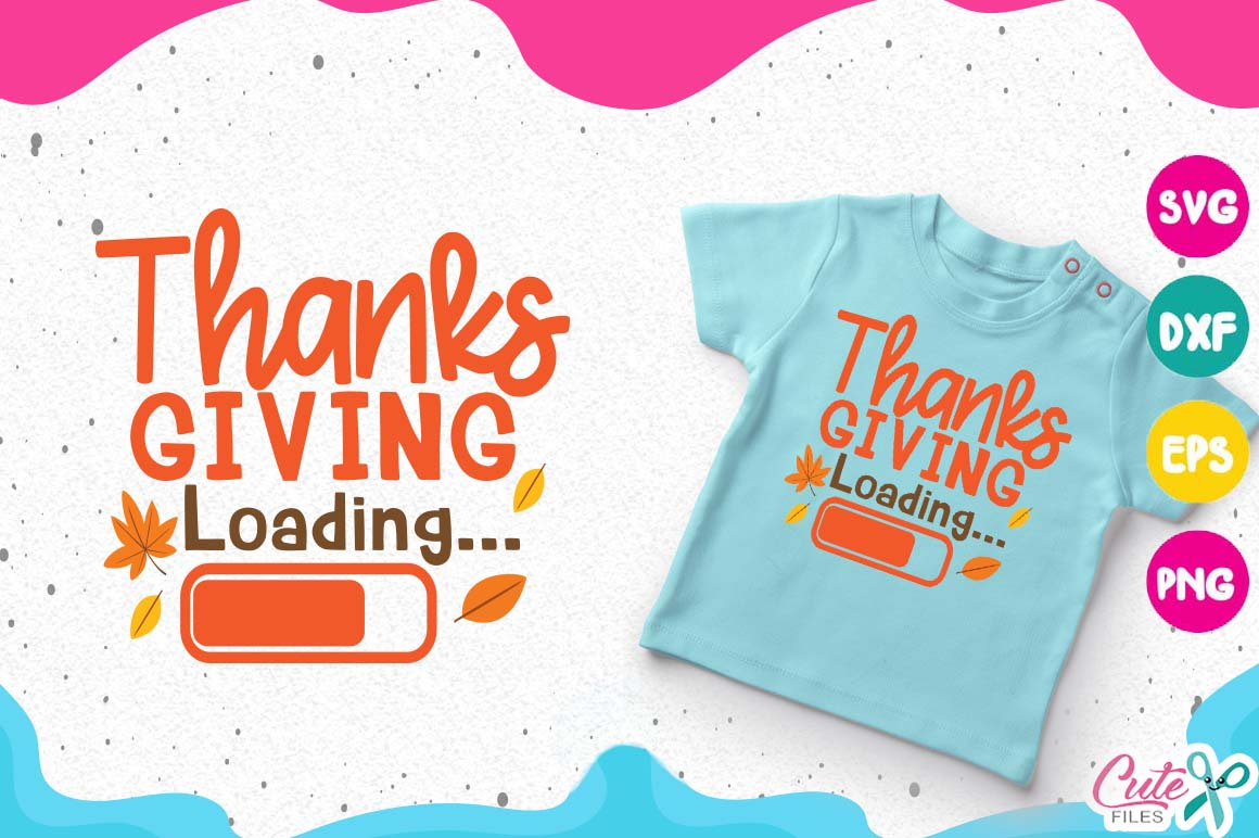 Download Free Thanksgiving Loading Fall Yall Svg Hello Autumn Graphic By for Cricut Explore, Silhouette and other cutting machines.