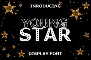 Youngstar Font By Boombage